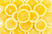 Lemon close up — Stock Photo