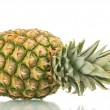 Pineapple isolated on white — Stock Photo #12404688