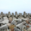 Breakwater - Foto de Stock