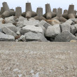 Breakwater - Lizenzfreies Foto