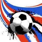 Soccer ball — Stock Vector #10851648