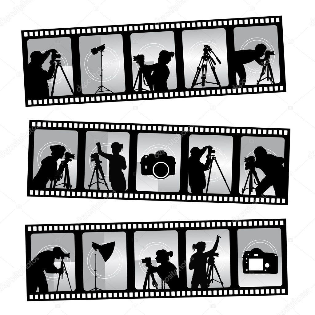 Clipart Pellicule Cinema
