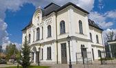 Tokaj synagogue — Stock Photo