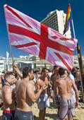 Festa gay pride di tel aviv — Foto Stock