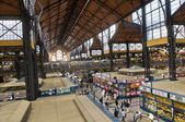Grate market hall , Budapest — Stockfoto