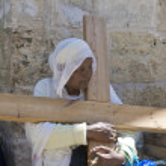 Ethiopian Good Friday — Stock Photo
