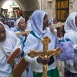 Ethiopian Good Friday - Stock Photo