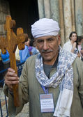 Egyptian Copt — Stock Photo