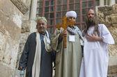 Copto egipcio — Foto de Stock