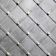 Texture of metal black stell - Stockfoto