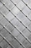 Texturu kovu černé stell — Stock fotografie