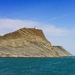 Rocky beach cape Emine — Stock Photo #11414038