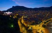 Monte carlo — Foto Stock