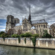 Stock Photo: Notre Dame cathedral, Paris