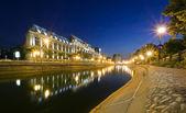 дворец правосудия, бухарест — Стоковое фото