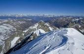 Summit of Italy Alps — Stock Photo