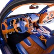 Sports car interior — Stock Photo #11617818
