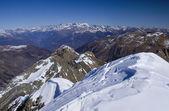 Alps mountains view — Stock Photo