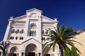 Kathedrale von Monaco — Stockfoto