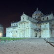 Pisa at night — Foto Stock
