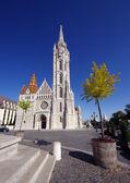 Iglesia de matías — Foto de Stock