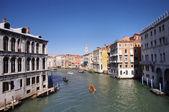 Paisagem urbana de veneza — Foto Stock