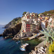 Riomaggiore — Stock Photo