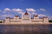 布达佩斯议会 — 图库照片