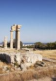 De ruïnes van de oude griekse — Stockfoto