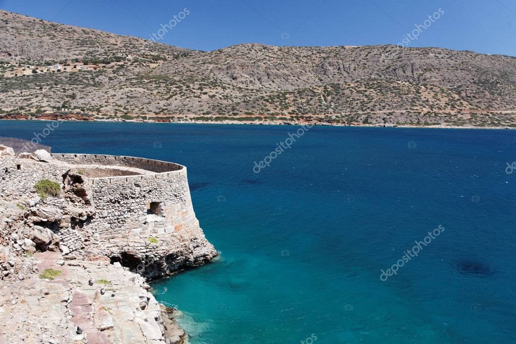 Beautiful scenery tower summer day  Stock Photo #12005478