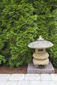 Japansk sten pagod — Stockfoto