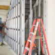Stock Photo: Staircase Construction in Commercial Space