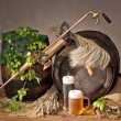 Still life with beer — Stok Fotoğraf #11591552