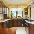 Stock Photo: Classic Kitchen Interior