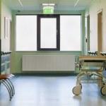 Hospital corridor — Stock Photo #11973490