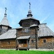 Stock Photo: Orthodox wooden church Suzdal