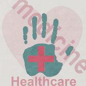 Symbol of healthcare — Stock Vector