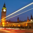 London Big Ben and Westminster - Stock Photo