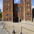 Lambeth Palace in London - Stock Photo