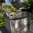 William Bligh Tomb in London - Stock Photo