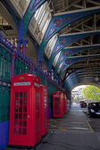 Smithfield Meat Market Building — Stock Photo