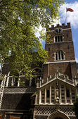 St. Bartholomew-the-Great Church in London — Stock Photo