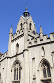 St Mary Magdalen Church in London — Stock Photo