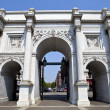 Stock Photo: Marble Arch in London