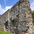 Stock Photo: Remains of London Wall