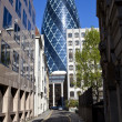 Stock Photo: Gherkin in London
