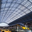 Stock Photo: St. Pancras International Station in London
