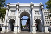 在伦敦的大理石拱门 — 图库照片