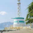 Stock Photo: Lighthouse in dili east timor, timor leste