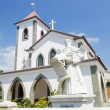 Stock Photo: Church in dili east timor